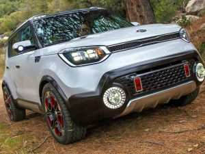 17 The Kia Trailster 2019 First Drive