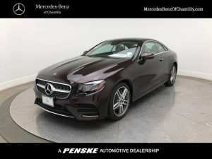 17 The Mercedes E450 Coupe 2019 Overview
