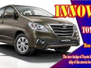 17 The Toyota Innova 2020 Release