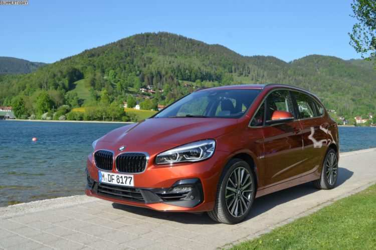 18 A 2019 Bmw Active Tourer Redesign And Concept