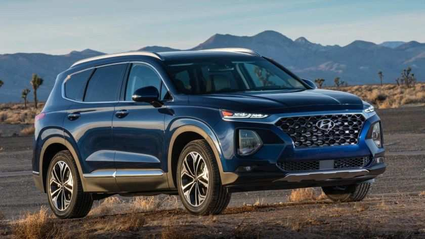 18 A 2019 Hyundai Santa Fe Sport Redesign New Review