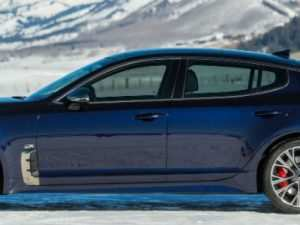 18 A 2019 Kia Stinger Review and Release date