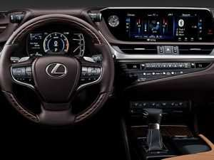 18 A 2019 Lexus Es 350 Interior New Model and Performance
