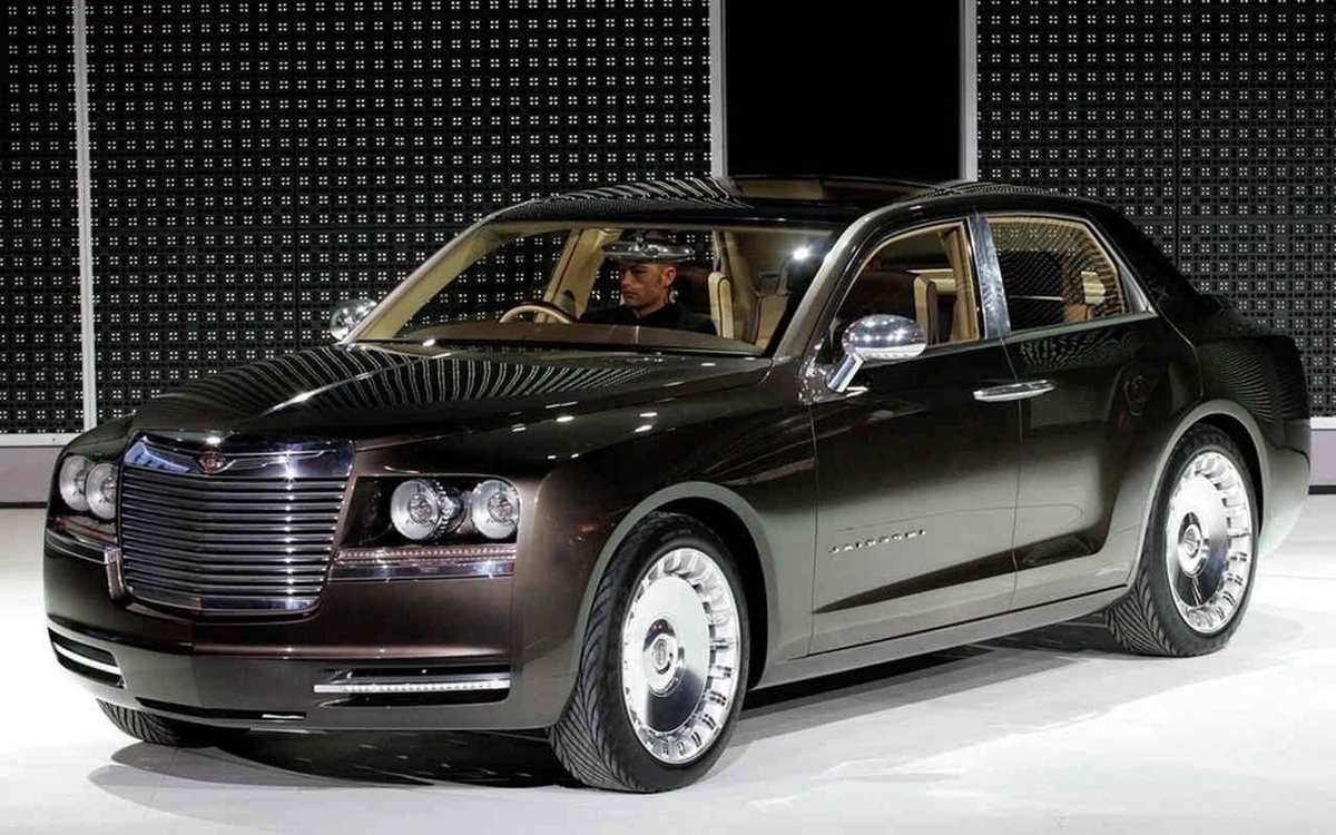 18 A 2020 Chrysler Imperial Concept And Review