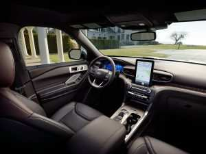18 A 2020 Ford Explorer Interior Rumors