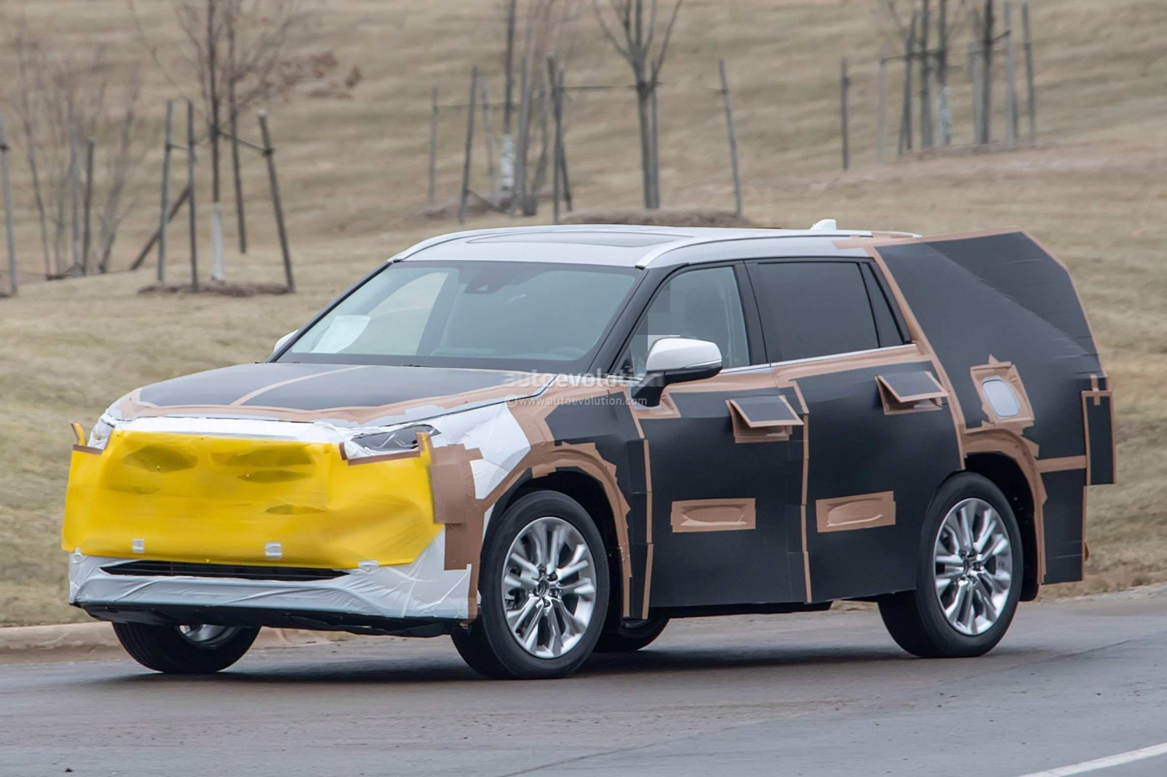 18 A 2020 Toyota Kluger New Concept