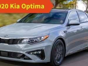 18 A Kia Optima 2020 Redesign Review