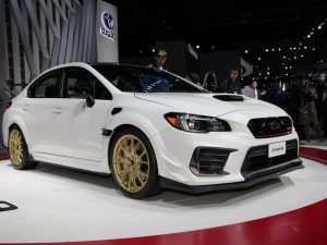 18 A Subaru Wrx Hatchback 2020 Spesification
