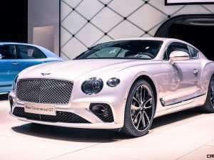18 All New 2019 Bentley Continental Gtc Research New