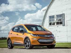 18 All New 2019 Chevrolet Bolt Ev Images