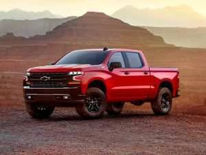 18 All New 2019 Chevrolet Silverado Release Date Overview