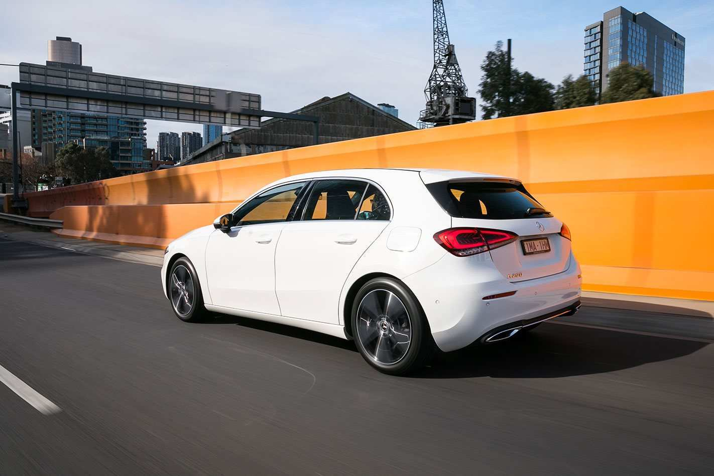 18 All New 2019 Mercedes Hatchback Redesign And Review