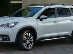 18 All New 2019 Subaru Ascent Release Date Style