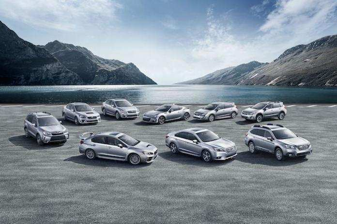 18 All New 2019 Subaru Global Platform Price And Release Date