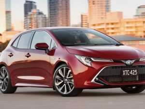 18 All New 2019 Toyota Corolla Hatchback Review New Model and Performance