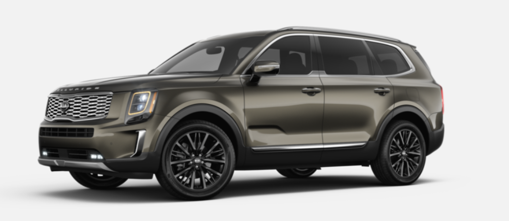 18 All New 2020 Kia Telluride Trim Levels Prices