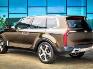 18 All New Kia New Suv 2019 Engine