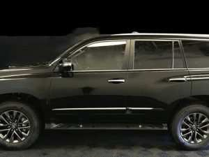 18 All New Lexus Gx 460 Redesign 2020 Images