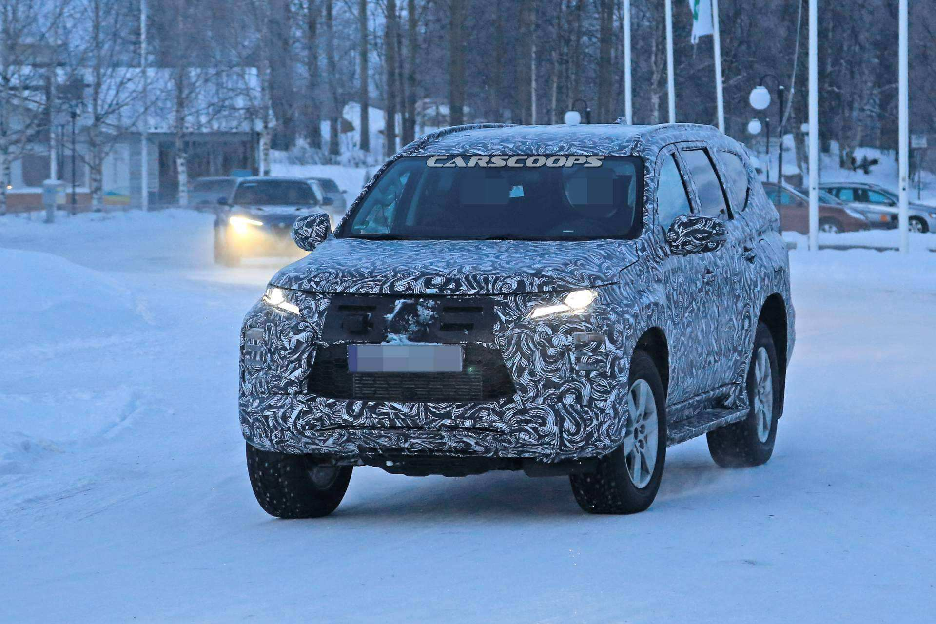 18 All New Mitsubishi Pajero Shogun 2020 Release Date and Concept