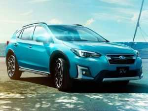 18 All New Subaru Ev 2020 Concept and Review