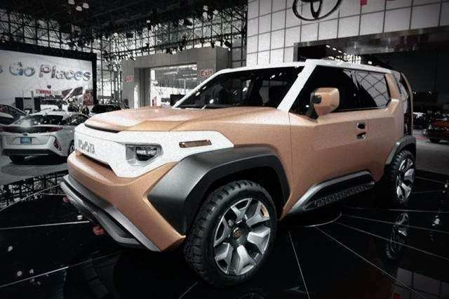 18 All New Toyota Fj Cruiser 2020 Price And Release Date