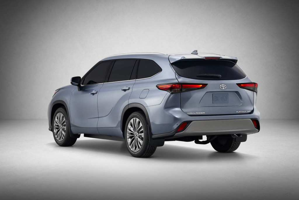 18 All New Toyota Kluger 2020 Model Redesign