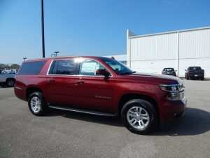 18 Best 2019 Chevrolet Suburban Review and Release date