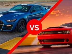18 Best 2020 Mustang Gt500 Vs Dodge Demon Ratings