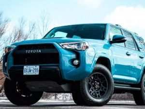 18 Best 2020 Toyota 4Runner Release Date Exterior and Interior
