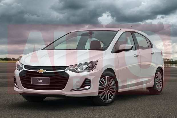 18 Best Chevrolet Onix 2020 Release Date And Concept