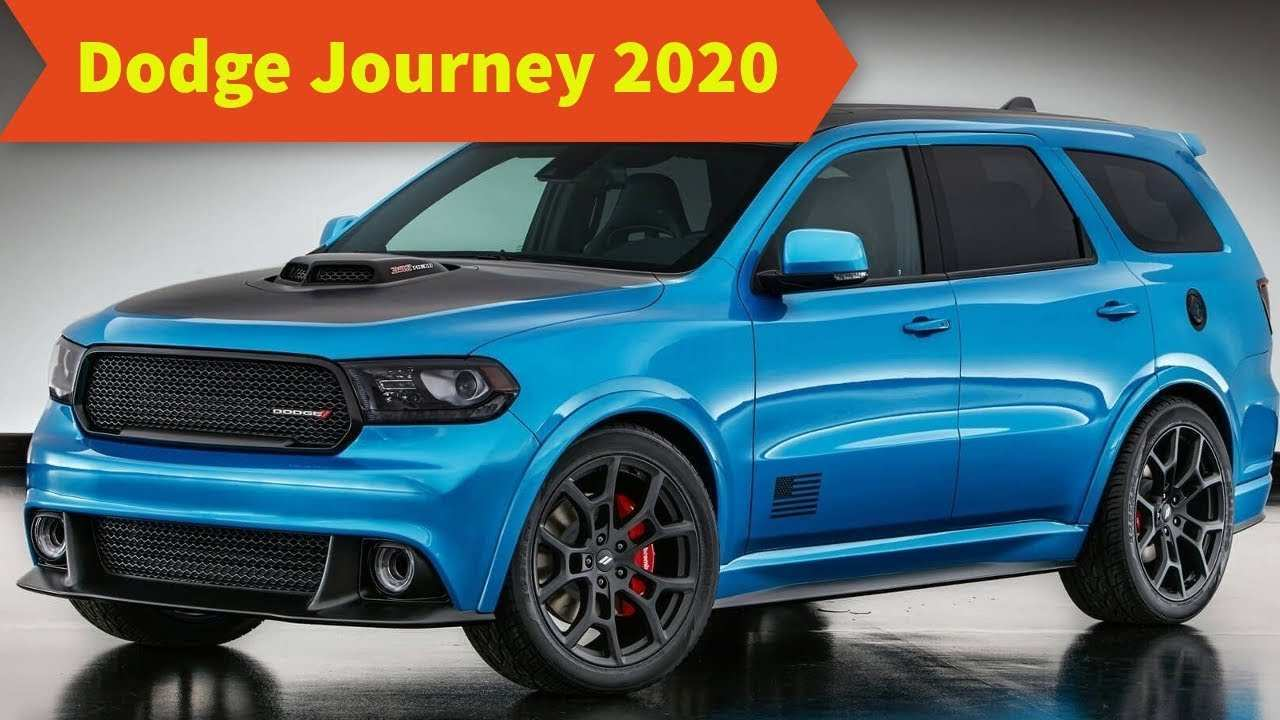 18 Best Dodge Journey 2020 New Model And Performance