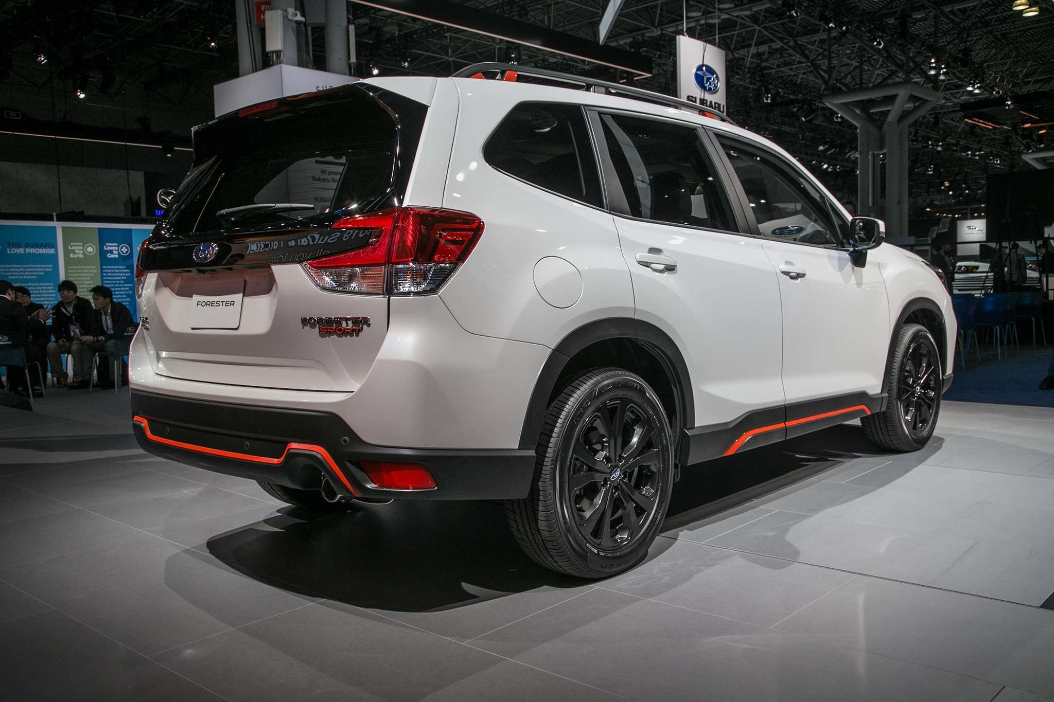 18 Best The 2019 Subaru Forester Spy Shoot