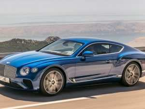 18 New 2019 Bentley Price and Release date