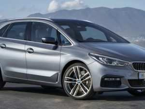 18 New 2019 Bmw Active Tourer Spy Shoot