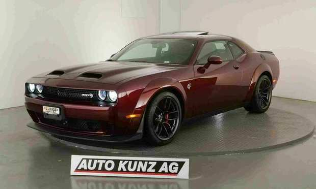 18 New 2019 Dodge Challenger Style