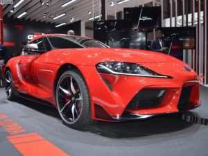 18 New 2019 Toyota Supra Update New Model and Performance