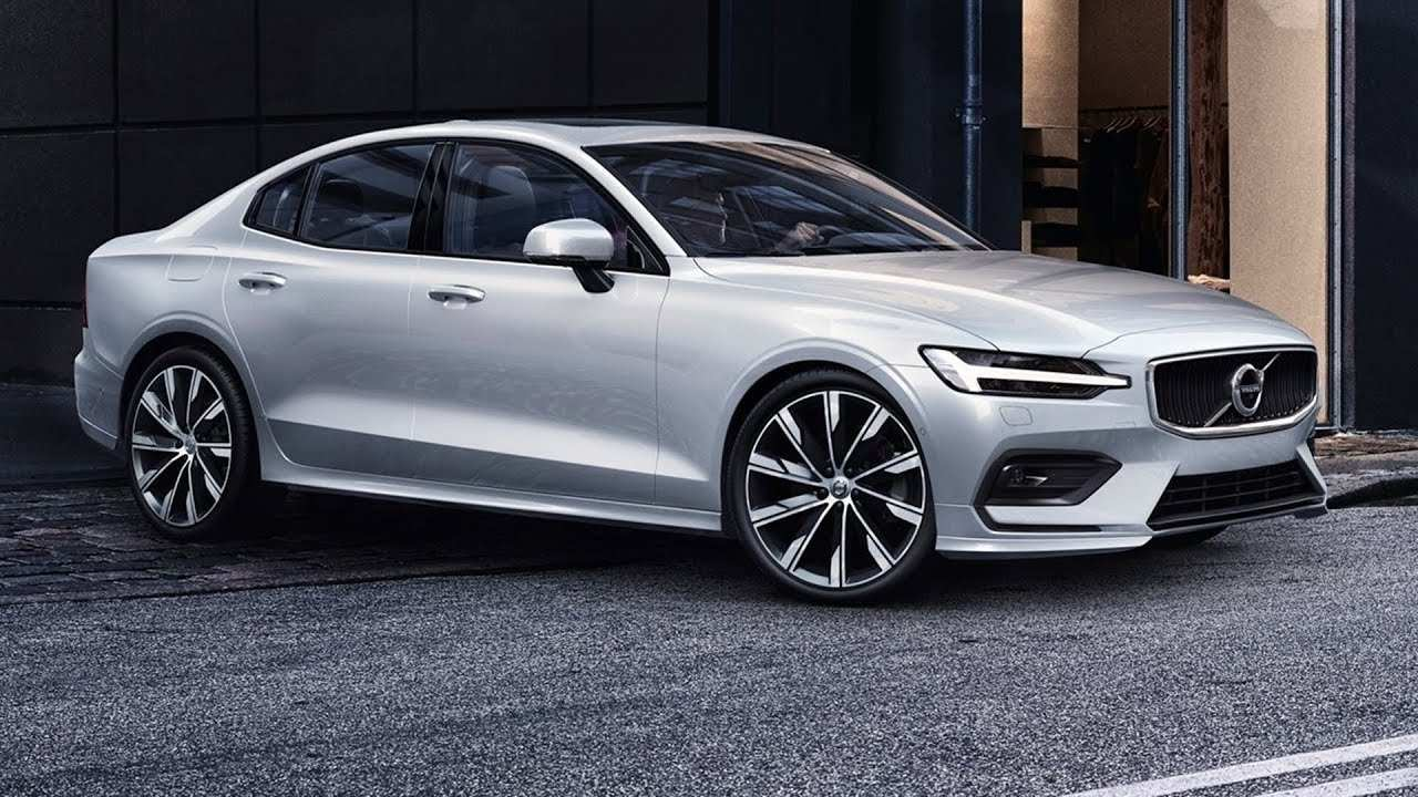 18 New 2019 Volvo Sedan Concept And Review