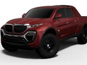 18 New 2020 Bmw Pickup Truck Concept