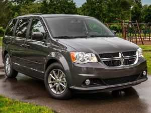 18 New 2020 Dodge Grand Caravan Redesign Price Design and Review