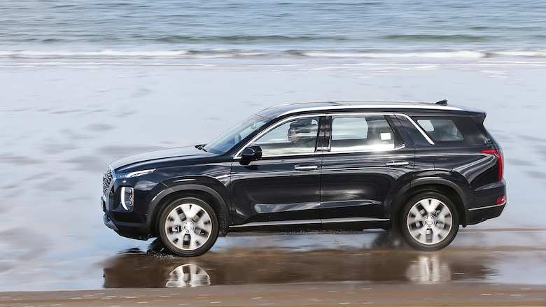 18 New 2020 Hyundai Santa Fe Xl Limited Ultimate Picture