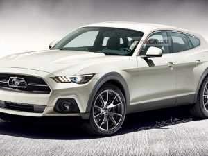 18 New Ford Mustang Suv 2020 New Review