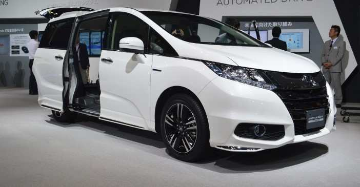 18 New Honda Odyssey 2020 Release Date Specs And Review