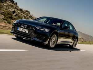 18 The 2019 Audi Order Overview