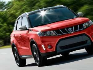18 The 2019 Suzuki Grand Vitara Configurations
