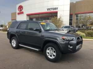 18 The 2019 Toyota 4Runner First Drive