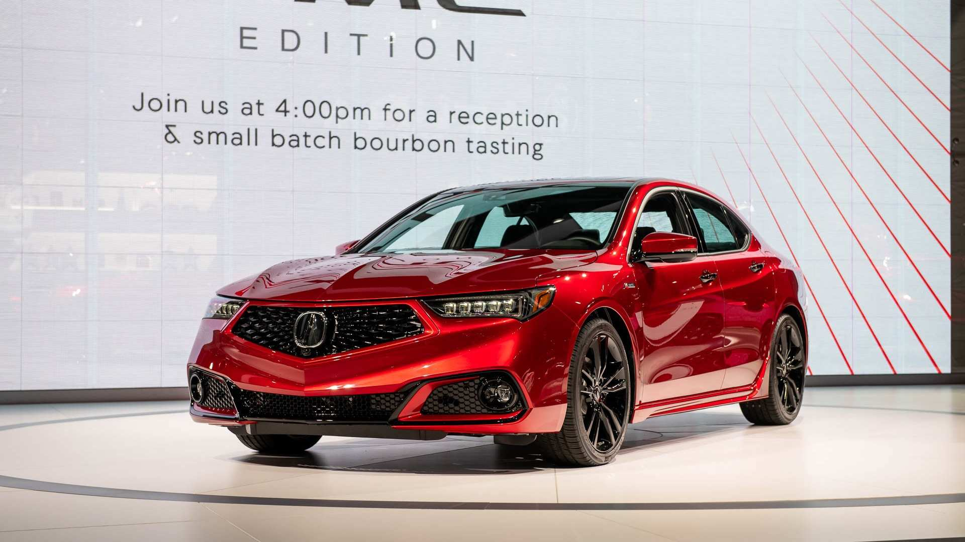 18 The 2020 Acura Tlx Pmc Edition Photos