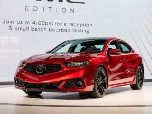18 The 2020 Acura Tlx Special Edition Performance and New Engine