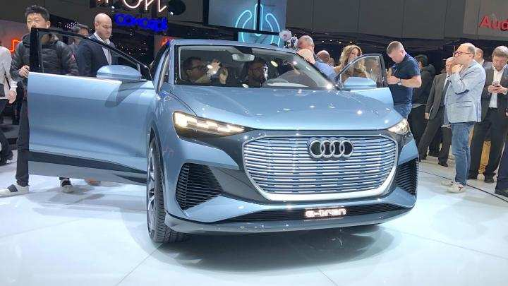 18 The 2020 Audi E Tron Suv Performance And New Engine