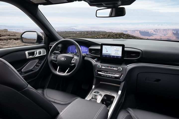 18 The 2020 Ford Explorer Interior Reviews