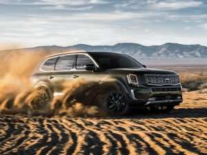 18 The 2020 Kia Telluride Price In Uae First Drive